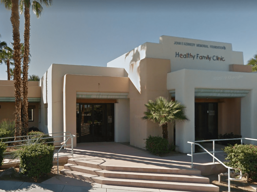Healthy Family Clinic - John F. Kennedy Memorial Foundation