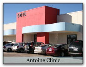 Antoine Health Clinic - WIC Clinic