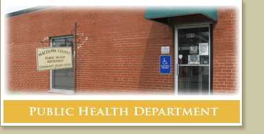 Macoupin County Health Department