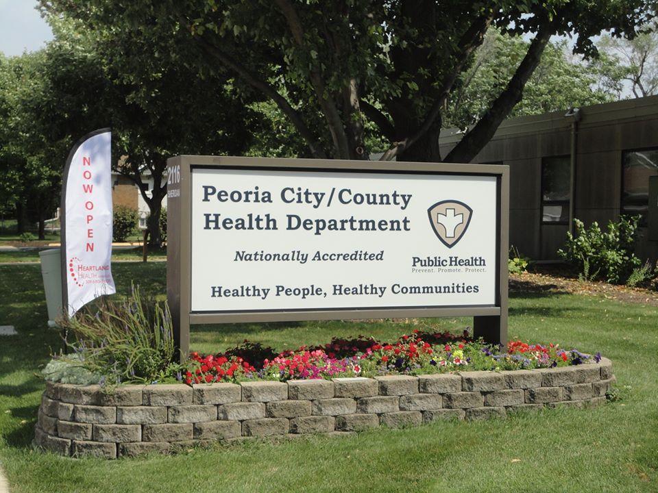 Peoria City County Health Department