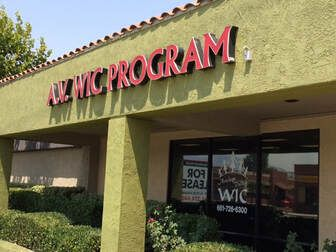 Antelope Valley Palmdale Wic Office