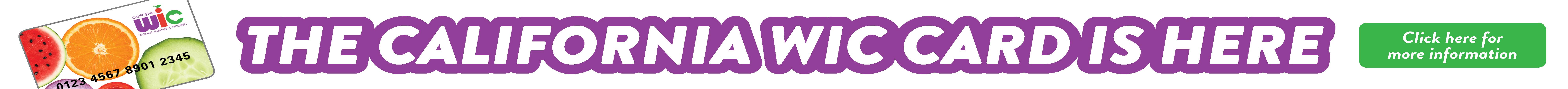 SDSU WIC