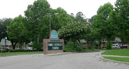 Alachua County Family Services Center Gainesville