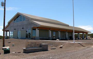 Concho WIC Clinic - Concho Public Library Building