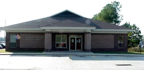 Ashley County Health Unit - Hamburg
