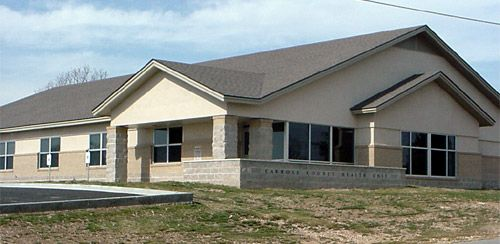 Carroll County Health Unit - Berryville