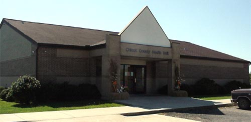 Chicot County Health Unit - Lake Village WIC
