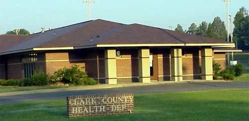 Clark County Health Unit - Arkadelphia WIC