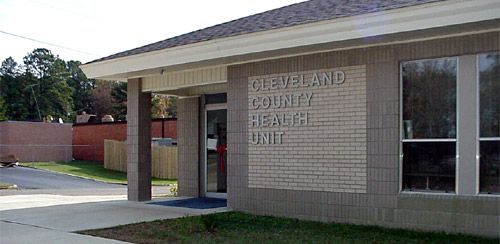 Cleveland County Health Unit - Rison WIC