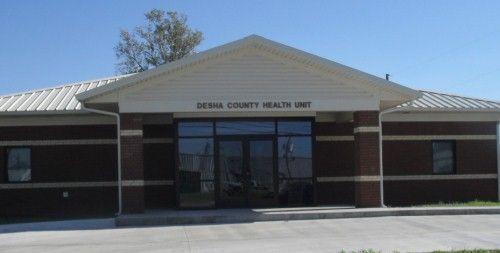 Desha County Health Unit - McGehee WIC
