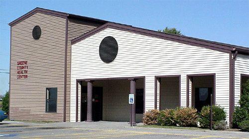 Greene County Health Unit - Paragould WIC