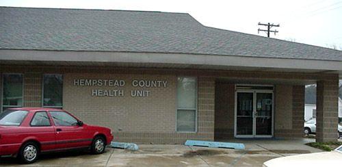 Hempstead County Health Unit - Hope WIC