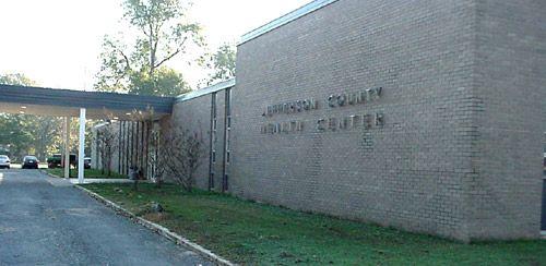 Jefferson County Health Unit - Pine Bluff
