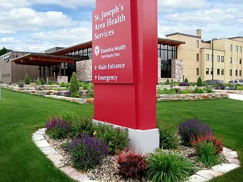 St Joseph Area Health Service