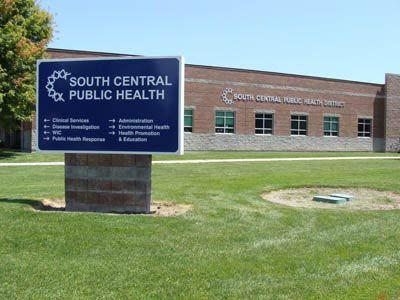 Twin Falls Public Health Department Main Office