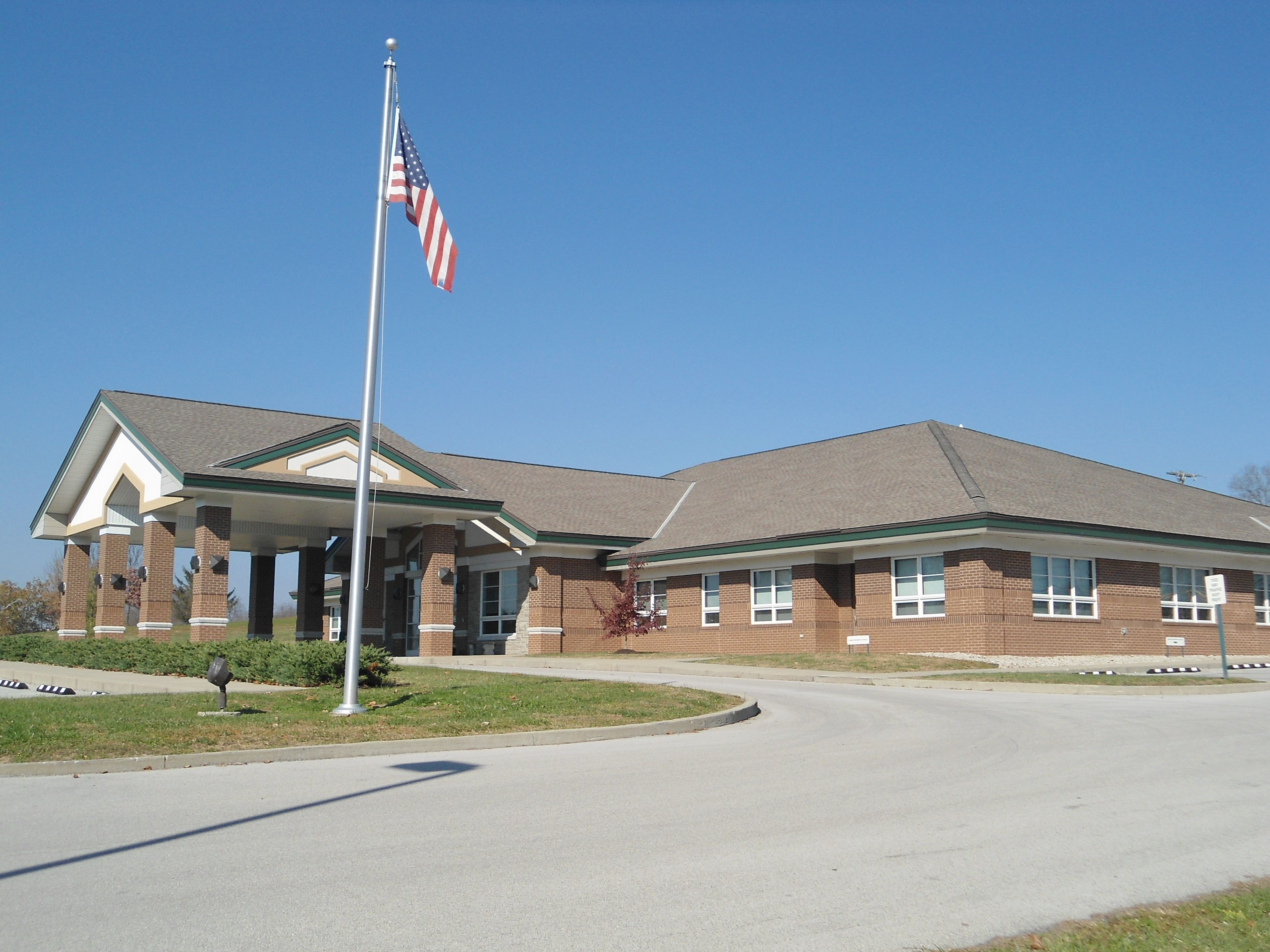 Bourbon County Health Department