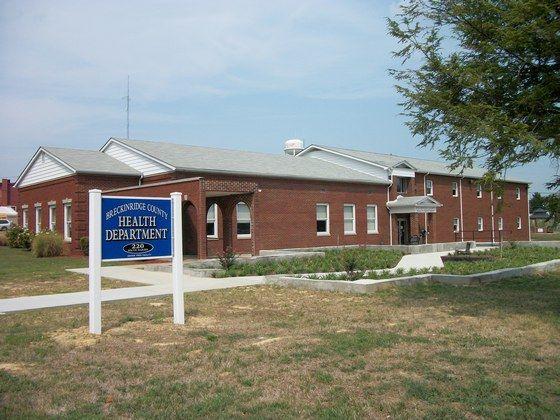 Breckenridge County Health Dept