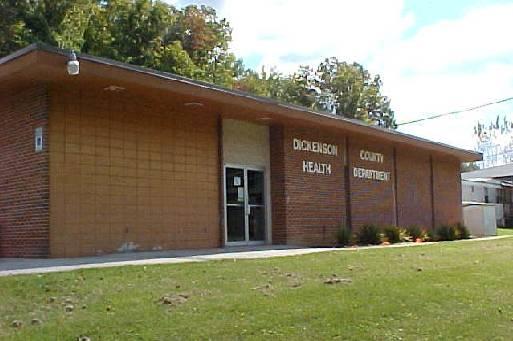 Dickenson County Health Department WIC