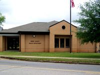 Henry County Health Department WIC Office Abbeville