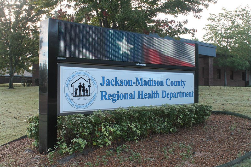 Jackson Madison County Regional Health Department