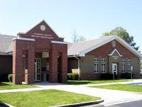 Marion County Health Department WIC Office Hamilton