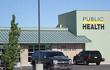 San Juan county Public Health Office WIC Program