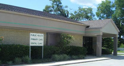 Gilchrist County WIC Office Trenton