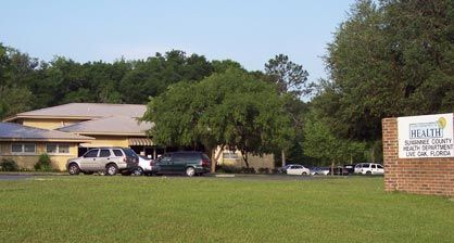 Suwannee County WIC Clinic Live Oak