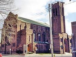 Sarah Jane Johnson Methodist Church