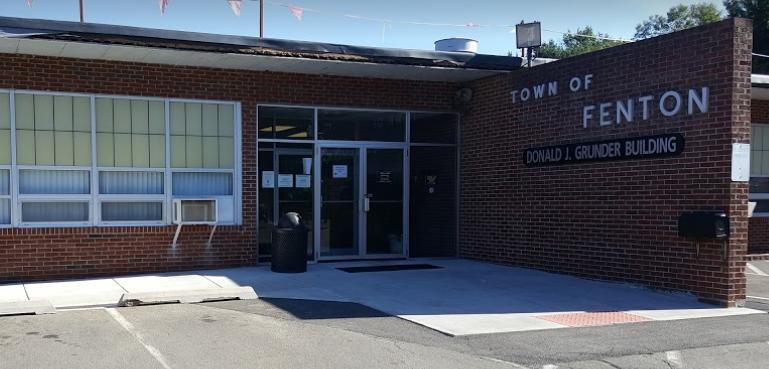 Port Crane WIC Office Broome County