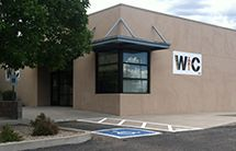 WIC Office Santa Fe - Camino Entrada
