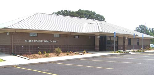 Sharp County Health Unit - Ash Flat WIC