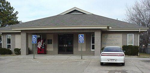 Little River County Health Unit - Ashdown WIC