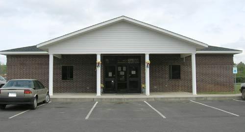 Logan County Health Unit - Booneville