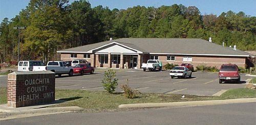 Ouachita County Health Unit - Camden WIC