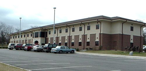 Washington County Health Unit - Fayetteville WIC