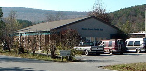 Newton County Health Unit - Jasper  WIC