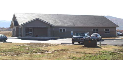 Searcy County Health Unit - Marshall WIC