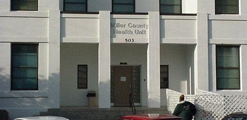 Miller County Health Unit - Texarkana
