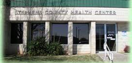 STEPHENS COUNTY HEALTH DEPARTMENT