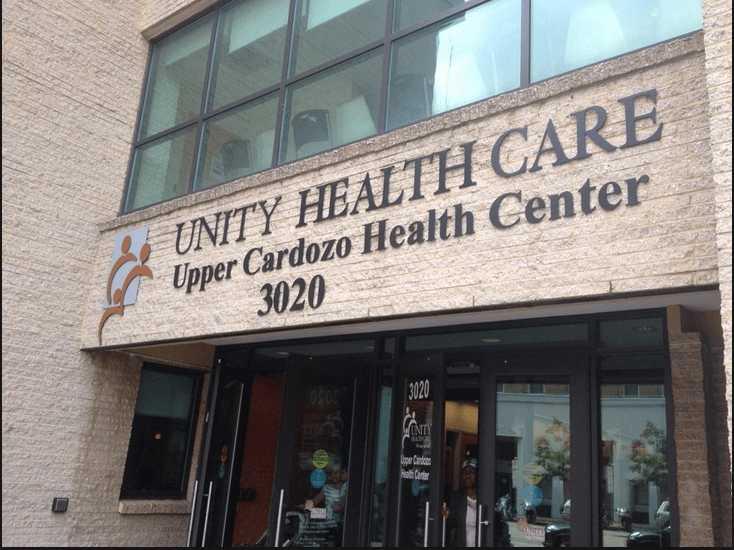 Unity Health Care Upper Cardozo Health Center - WIC