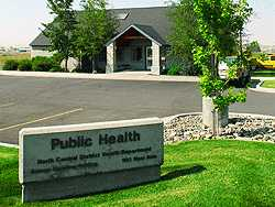 Grangeville, Idaho County