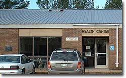 Tallahatchie County Health Department - Charleston Clinic