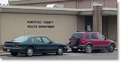 Pontotoc County Health Department 1