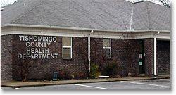 Tishomingo County Health Department