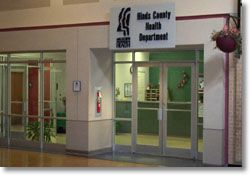 Hinds County Health Department