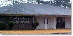 Clarke County Health Department