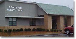 Scott County Health Department - Morton