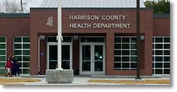 Harrison County Health Department - Golfport