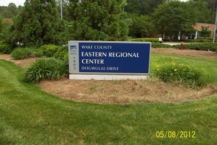 Wake County Eastern Regional Center